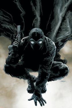 Spider-Man Noir No.1 Cover: Spider-Man by Patrick Zircher
