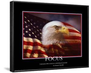 Patriotic Focus