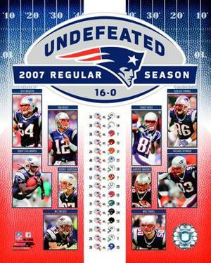 Patriots Undefeated
