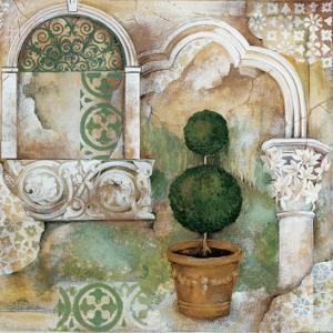 An Italian Garden by Patrizia Moro