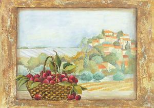 Fruit and Vista II by Patrizia Moro