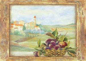 Fruit and Vista IV by Patrizia Moro