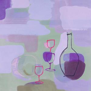 Glass and China I by Patrizia Moro