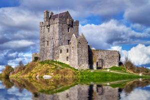 Dunguaire Castle near Kinvarra in Co. Galway, Ireland by Patryk Kosmider