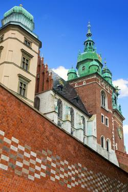 Royal Wawel Castle in Cracow, Poland by Patryk Kosmider