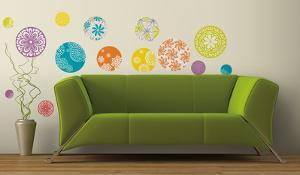 Patterned Dots Peel & Stick Wall Decals