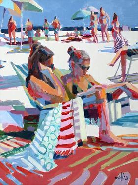 Beach Gossip by Patti Mollica