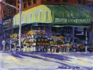 Flowers on First by Patti Mollica