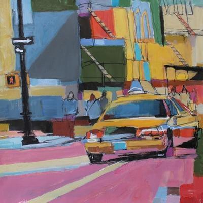 Midtown Mosaic by Patti Mollica