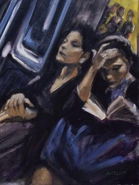Subway Stories, New York City by Patti Mollica