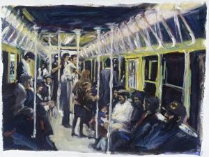 Subway by Patti Mollica