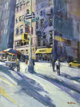 West 17th Street, New York City by Patti Mollica