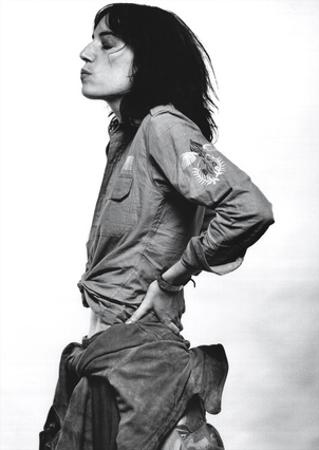 Patti Smith-Amsterdam 1976