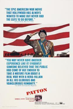 Patton, George C. Scott, 1970