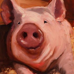 Some Pig by Patty Voje