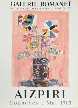 Exhibition Galerie Romanet 2 by Paul Augustin Aizpiri