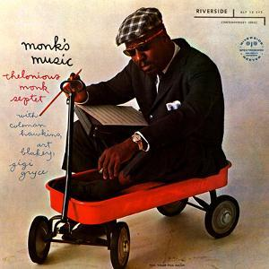 Thelonious Monk - Monk's Music by Paul Bacon
