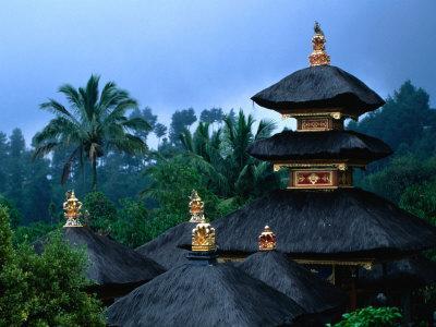 Pura Besakih Complex of 23 Temples, Gunung Agung, Indonesia