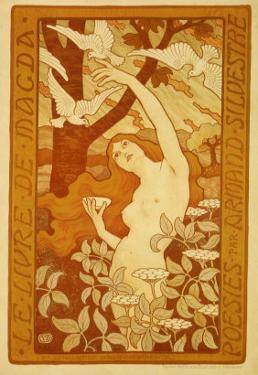 Le Livre de Magda, c.1898 by Paul Berthon