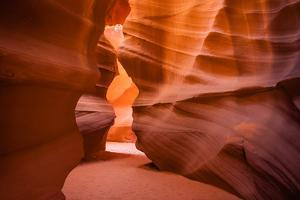 Antelope Slot Canyon in Arizona by Paul Brady
