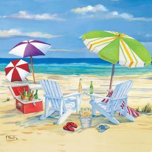 5 o'clock Beach I by Paul Brent