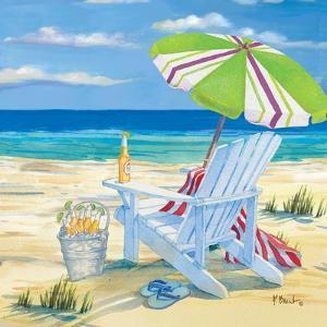 5 o'clock Beach II by Paul Brent