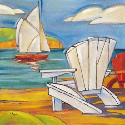 Adirondack Chair by Paul Brent