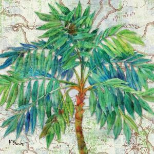 Aqueous Palm I by Paul Brent