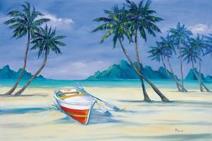 Archipelago I by Paul Brent