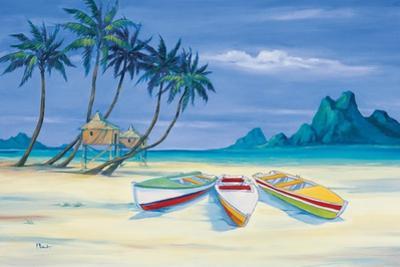 Archipelago II by Paul Brent