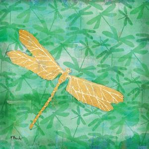 Aurora Dragonfly by Paul Brent