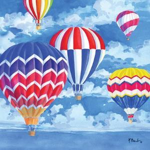 Balloons I by Paul Brent