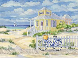 Beach Cruiser Cottage II by Paul Brent