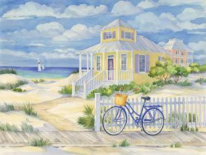 Beach Cruiser Cottage II by Paul Brent