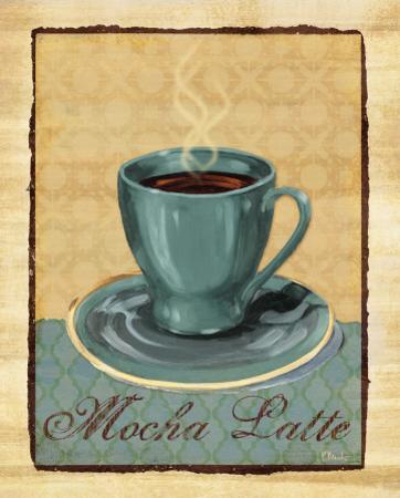 Coffee Club II by Paul Brent
