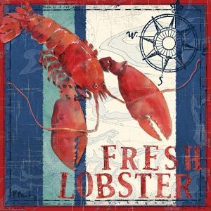Deep Sea Lobster by Paul Brent
