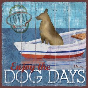 Dog Days II by Paul Brent