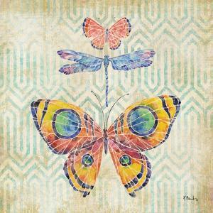 Enchanting Wings I by Paul Brent
