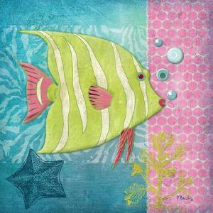 Fantasy Reef II by Paul Brent