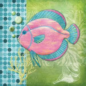 Fantasy Reef III by Paul Brent