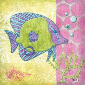 Fantasy Reef VI by Paul Brent