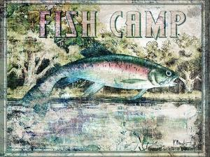 Fish Camp by Paul Brent