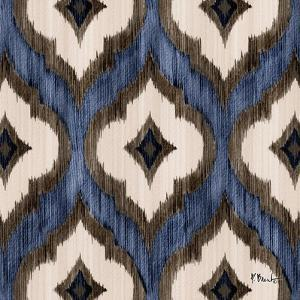 Indigo Ikat I by Paul Brent