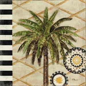 Knox Palm Tree I by Paul Brent