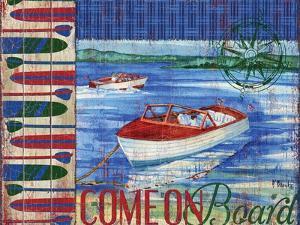 Lake Time II by Paul Brent
