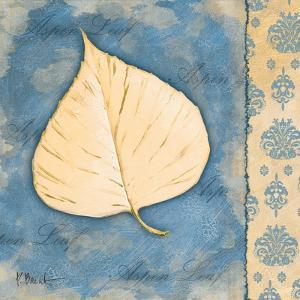 Leaf Oasis II by Paul Brent