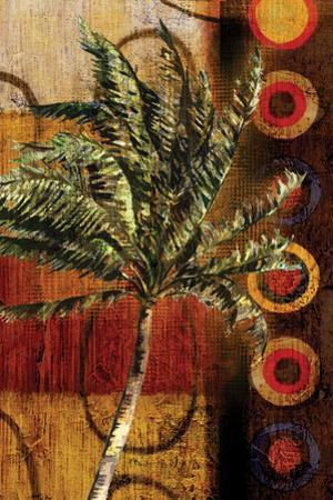 Modern Palm I by Paul Brent