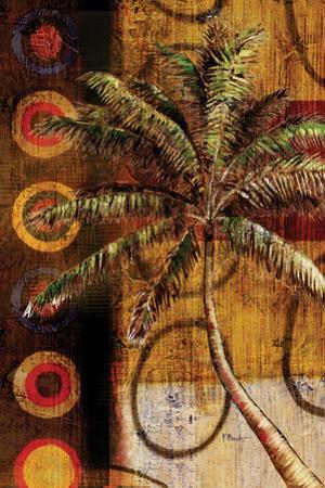 Modern Palm II by Paul Brent