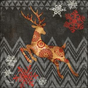 Reindeer Dance II by Paul Brent