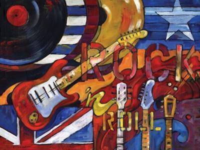 Rock 'N' Roll by Paul Brent